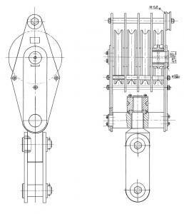Блок монтажный БМ-32,0-4-320-16,5